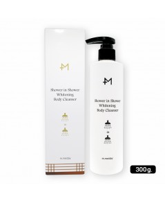 m.meiday Shower in Shower Whitening Body Cleanser 300 g. ราคาส่งถูกๆ W.395 รหัส SP70