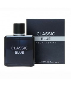 น้ำหอม MB PARFUMS กลิ่น Classic Blue 100 ml. หอมยาวนาน ราคาส่งถูกๆ W.355 รหัส. A306