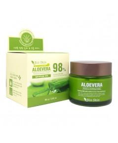 Bin Skin Aloevera Moisture Soothing Cream 150 ml. W.250 รหัส TM993