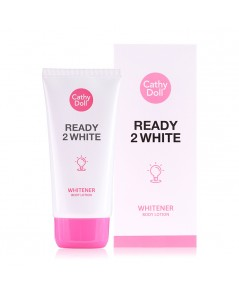 Cathy Doll Ready 2 White Whitener Body Lotion 50 ml. ราคาส่งถูกๆ W.90 รหัส KM701