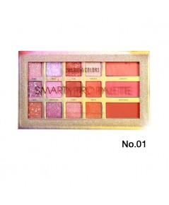 Sivanna Colors Smarty Pro Palette HF5027 No.01 ราคาส่งถูกๆ W.170 รหัส ES545