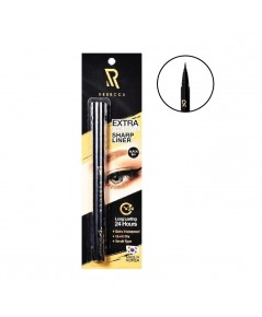 Rebecca Extra Long Lasting Sharp Waterproof Eyeliner Black/สีดำ ราคาส่งถูกๆ W.30 รหัส AL60