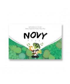 โนวี่ พลัส NOVY PLUS 10 แคปซูล ราคาส่งถูกๆ w.30 รหัส I50