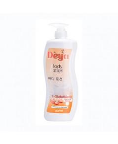 Deya Body Lotion ดีย่า บอดีโลชั่น กลูต้าไธโอน (สีส้ม) W.570 รหัส. BD302