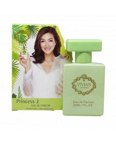 น้ำหอมวิเวียน Vivian Lily Parfum 30 ml. Princess 2 หอมยาวนาน W.140 รหัส. AA41-2