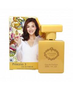 น้ำหอมวิเวียน Vivian Lily Parfum 30 ml. Princess 3 หอมยาวนาน W.140 รหัส. AA41-3