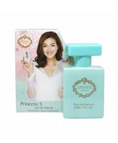 น้ำหอมวิเวียน Vivian Lily Parfum 30 ml. Princess 5 หอมยาวนาน W.140 รหัส. AA41-5