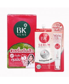 BK Acne Serum Brightening Anti - Pollution เซรั่มสิว(ขายเป็นกล่อง) W.110 รหัส S60-3