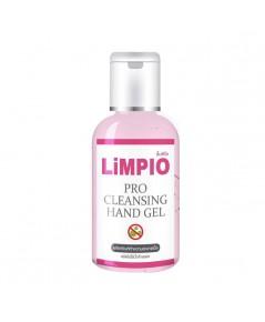 LiMPIO Pro Cleansing Hand Gel ผลิตภัณฑ์ทำความสะอาดมือ ลิ้มพีโอ (สีชมพู) ราคาส่งถูกๆ W.60 รหัส SP112