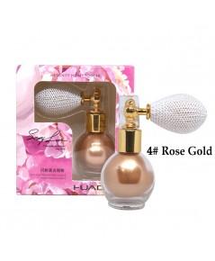 Hudai Air Skin Honey Fit Powder (04 Rose Gold) ราคาส่งถูกๆ w.85 รหัส BO515-4