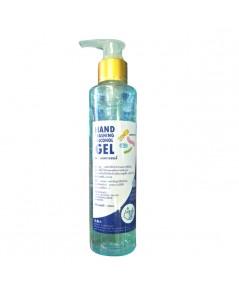 เจลอนามัยล้างมือ Hand Washing Alcohol Gel 250 ml. ราคาส่งถูกๆ W.250 รหัส SP155