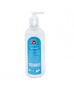 แอลกอฮอล์เจล ST.ORCHID Alcohol Gel 72.4  450 ml. เจลล้างมือ ราคาส่งถูกๆ W.465 รหัส SP159