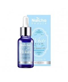 Natcha Beaute White Serum 30 ml. นัชชา ไวท์ เซรั่ม เซรั่มสลายฝ้า ราคาส่งถูกๆ W.115 รหัส TM1026
