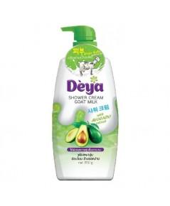 Deya shower cream goat milk AVOCADO ดีย่า ครีมอาบน้ำ อโวคาโด ราคาส่งถูกๆ W.965 รหัส SP178