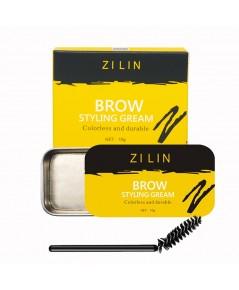 ZILIN BROW STYLING CREAM เจลจัดทรงคิ้ว ราคาส่งถูกๆ W.45 รหัส K235