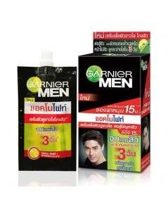 GARNIER MEN AcnoFight Acne Fighting Whitening serum (ขายยกกล่อง) W.95 รหัส S208