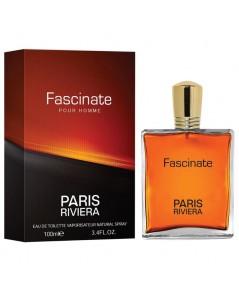 น้ำหอม Fascinate Man Perfumes EdT 100 ml Paris Riviera หอมยาวนาน ราคาส่งถูกๆ W.350 รหัส. A429