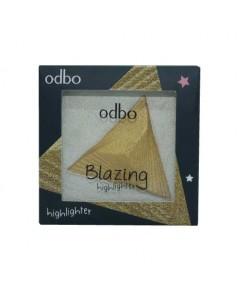 ODBO Blazing Highlighter 8 กรัม No.1 W.90 รหัส.BO589