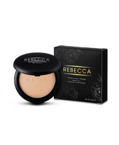 Rebecca Smooth silky powder spf 18 pa++ แป้ง รีเบคก้า NO.1 W.90 รหัส.MP665