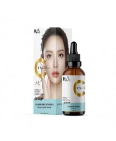 H2Oo Hyaluronic Vitamin C Serum namcha เซรั่มน้ำชา W.80 รหัส.TM1081