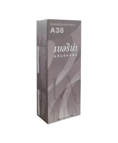 Berina - A38 Light Ash Blonde hair color W.200 รหัส.H212