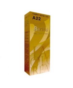 Berina - A22 สีย้อมผม สีบลอนด์กลาง W.200 รหัส.H231