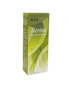 Berina - A35 สีบลอนด์ทองประกายเขียว Golden Green Blonde Color W.200 รหัส.H237