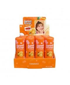 Tanako sweet orange ลิปส้มบำรุงปาก เนียนนุ่ม W.50 รหัส. L1023