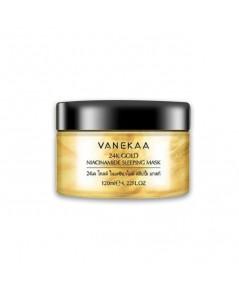 VANEKAA 24K Gold Niacinamide Sleeping Mask วานีก้า สลีปปิ้ง มาร์ค ทองคำ 24K W.190 รหัส TM1129