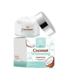 COCO PINK Whitening Facial Cream ครีมมะพร้าว W.80 รหัส TM1131