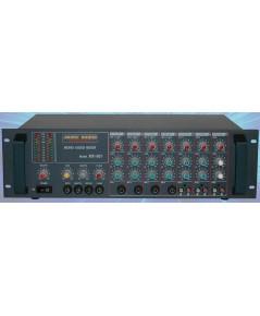 เครื่อง Mixer สำหรับเครื่องขยายเสียงตามสาย รุ่น MX-601