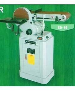 BIGWOOD เครื่องขัดกระดาษทรายสายพาน รุ่น SD-69