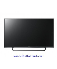 SONY รุ่น KDL-40W660E :W66E LED Full HD High Dynamic Range (HDR) สมาร์ททีวี