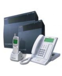 ตู้สาขาโทรศัพท์ Panasonic รุ่น KX-TDA100D