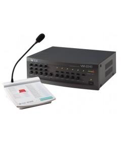 ระบบประกาศเสียงตามสาย TOA รุ่น VM-2240