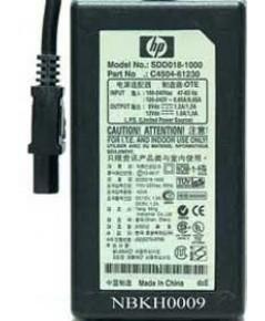 Adapter Printer/Scanner Output = 5V 1.2A;12V 1A