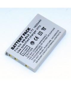 แบตเตอรี่ สำหรับกล้อง Nikon รหัสแบตเตอรี่ EN-EL5+ ความจุ 1600mAh (Battery Camera)