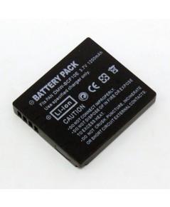 แบตเตอรี่ สำหรับกล้อง Panasonic รหัสแบตเตอรี่ BCF10+ ความจุ 1200mAh (Battery Camera)