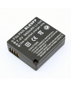 แบตเตอรี่ สำหรับกล้อง Panasonic รหัสแบตเตอรี่ BLG10
