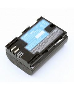 แบตเตอรี่ ยี่ห้อ Canon รหัสแบตเตอรี่ LP-E6N(ความจุ 1865 mAh) รับประกัน 6 เดือน (Battery Camera)