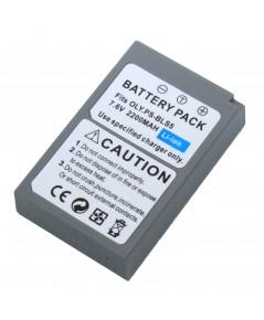 แบตเตอรี่สำหรับกล้อง Olympus รหัสแบตเตอรี่ BLS50+ ความจุ 2200mAh  (Battery Camera)