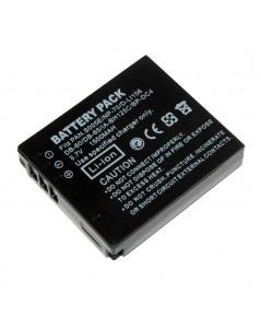 แบตเตอรี่ สำหรับกล้อง Panasonic รหัสแบตเตอรี่ S005+ ความจุ 1500mAh (Battery Camera)