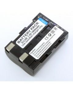 แบตเตอรี่ สำหรับกล้องดิจิตอล Pentax รหัสแบตเตอรี่ D-LI50+ ความจุ 1900mAh (Battery Camera)
