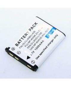 แบตเตอรี่ สำหรับกล้องดิจิตอล Sanyo รหัสแบตเตอรี่ NP-45 ความจุ 1200mAh (Battery Camera)