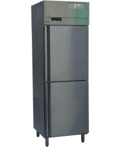 ตู้แช่สแตนเลส ฝาทึบ (แช่แข็ง) ยี่ห้อ SANDEN INTERCOOL รุ่น SRF-680SRT (20 คิว)