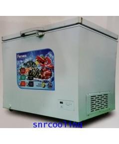 ตู้แช่แข็งฝาทีบ โช๊คอัพ ยี่ห้อ Fresher รุ่น FF455DI (455 ลิตร /16 คิว) Digital