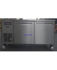 ตู้แช่เคาน์เตอร์สแตนเลส ยี่ห้อ Sanden Intercool รุ่น  SCR3-1507AR (425 ลิตร) แช่เย็น