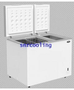 ตู้แช่เย็น แช่แข็ง Sanden รุ่น SDH-0265 (9.2 คิว)