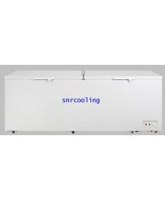 ตู้แช่แข็ง ฝาทึบโช๊คอัพ  Sanden Intercool รุ่น SNO-0705 (24.7 คิว /700 ลิตร)