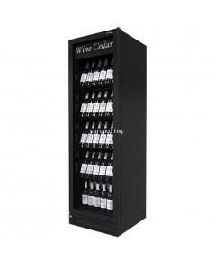 ตู้แช่ไวน์ ยี่ห้อ Sanden Intercool รุ่น SVN-0455 (151 ขวด)